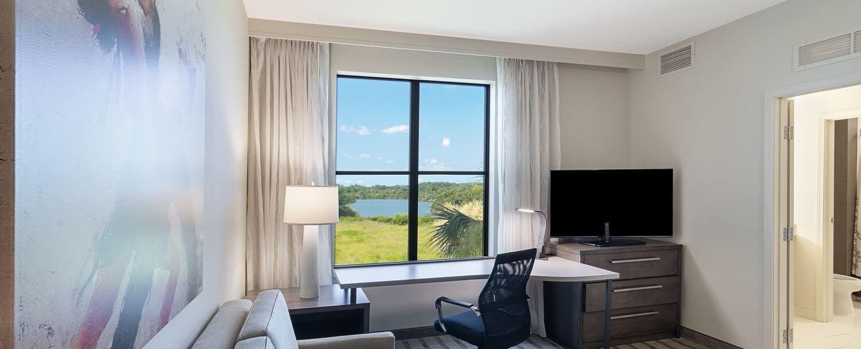 2Bedroom Suite View