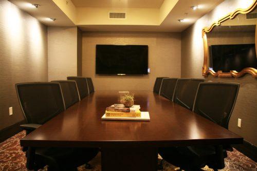 Kiawah Boardroom
