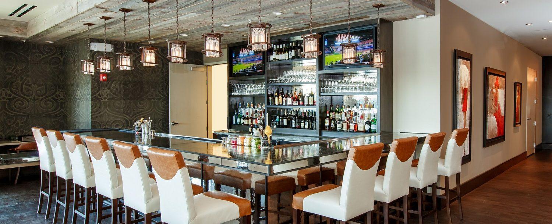 Porch Bar at Andell Inn