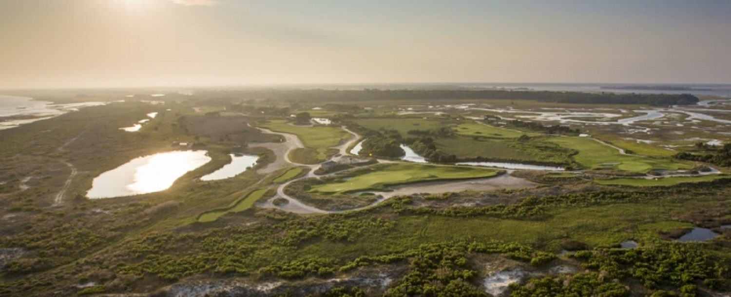 Kiawah Island from Above