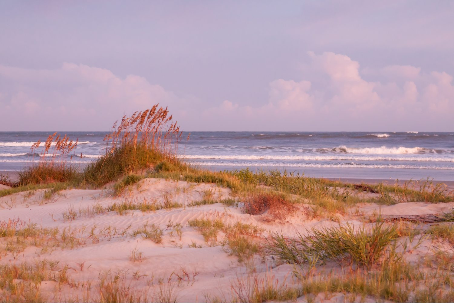 Beach and Ocean View at Kiawah Island