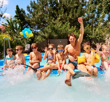 Sign your children up for Kamp Kiawah for Kids this summer!