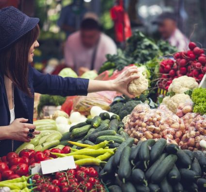 Spend an amazing day at the Charleston Farmers Market