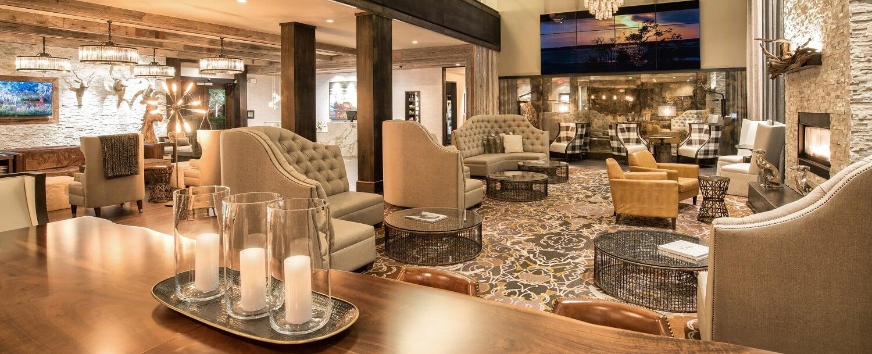 Andell Inn Lobby