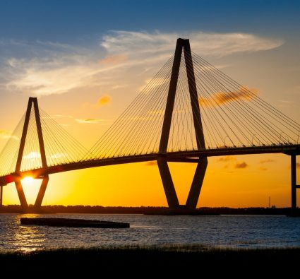 cooper river bridge charleston bridge run ravenel bridge